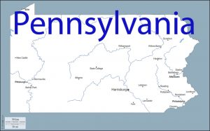 Pennsylvania is a swing state that we hope to influence.