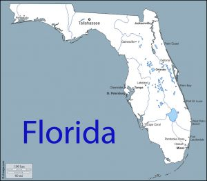 Florida is closely divided politically, a key swing state.