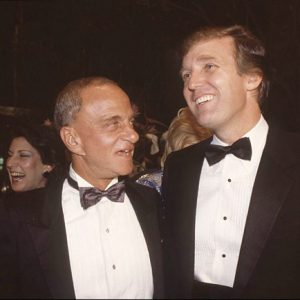 Roy Cohn, the fixer who once worked for Senator Joe McCarthy, introduced Trump to New York mob bosses.