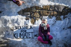 Greta Thunberg began calling attention to climate change with her school strikes in her native Sweden.