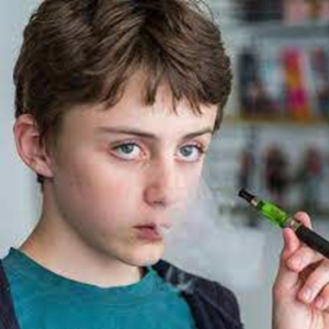 Its market for cigarettes shrinking among kids, Big Tobacco found a new profit center: vaping.