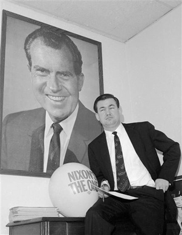 Pat Buchanan advised Richard Nixon to seize on abortion as one of several culture-war battles, along with amnesty for Vietnam-war draft evaders, marijuana, and aid to non-public schools.